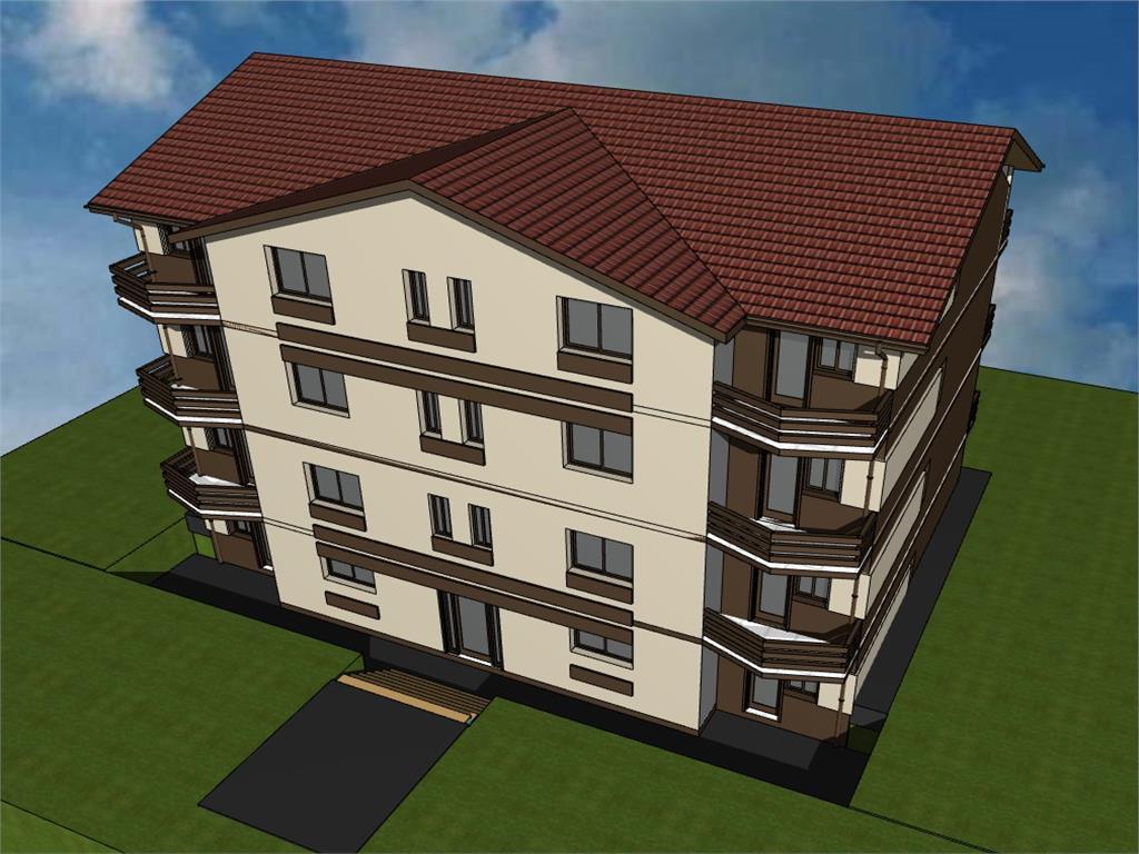 COMISION 0%, Apartament 2 camere, 51.25mp Utili + 8,85 mp Balcon,Visani