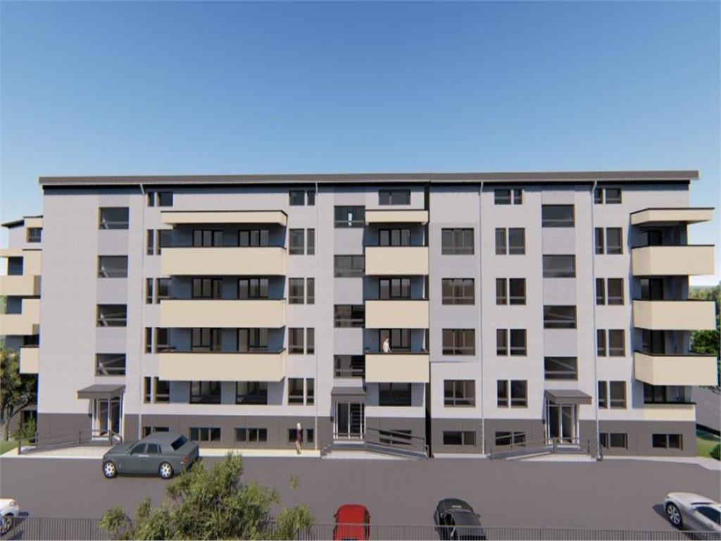 Comision 0% Apartamente cu 1 camera  37.77mp  33250 Euro