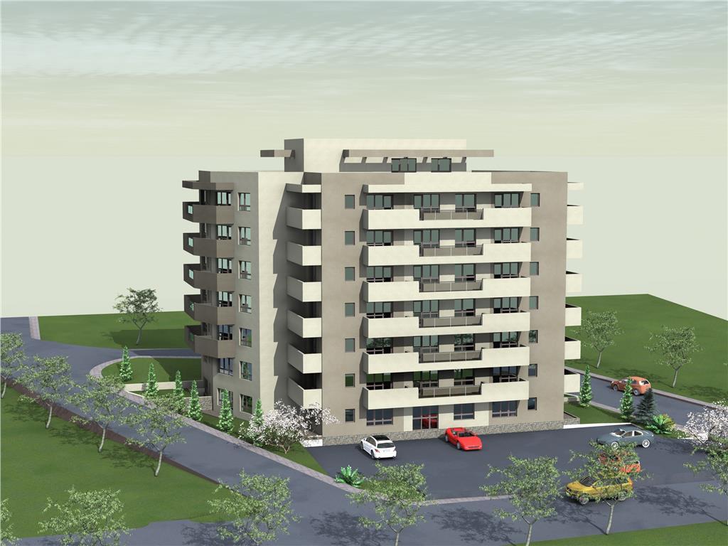 Tip 6, Apartament 2 camere, 41.8 mp , I.C. Bratianu Residence II