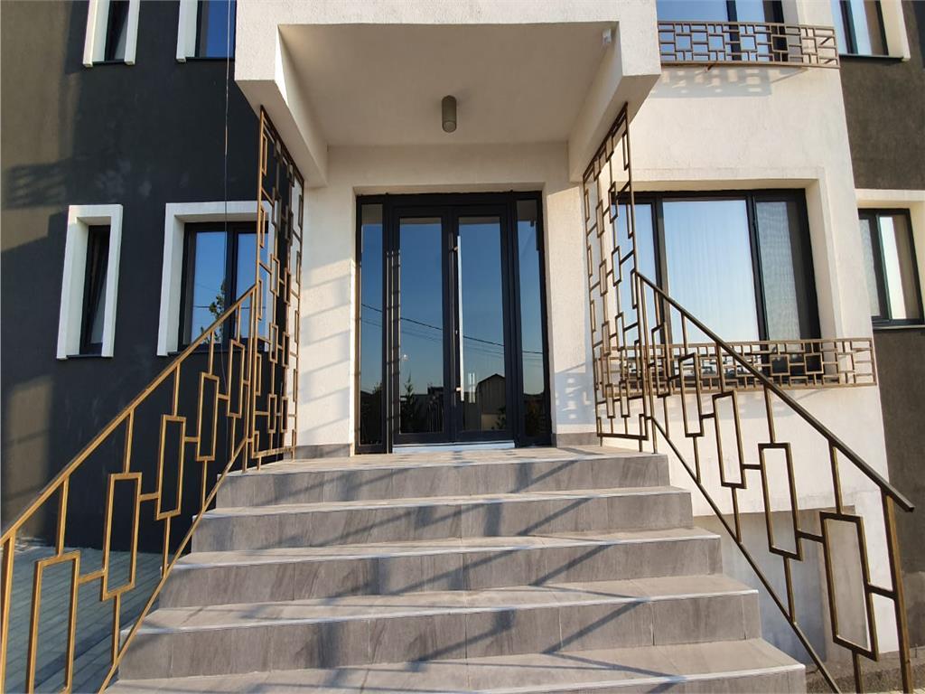 COMISION 0%, Apartament 2 camere , 57,1 mp utili +20 mp gradina, Bucium