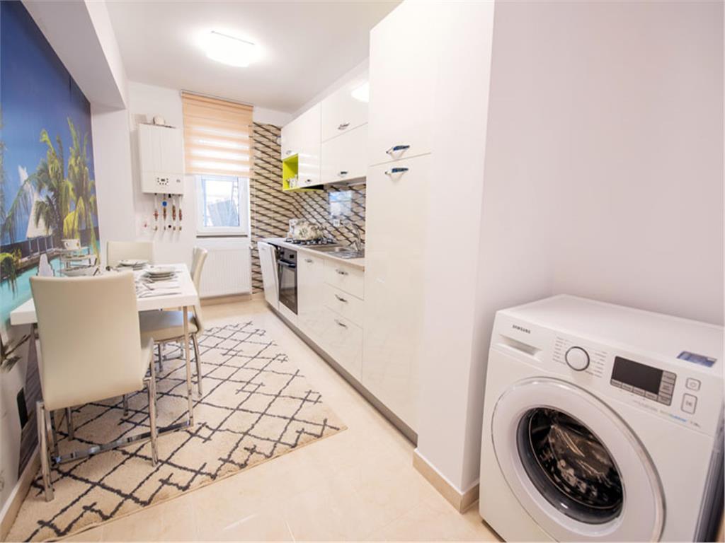 Apartament NOU 3 camere 66.92 MP, Bucium