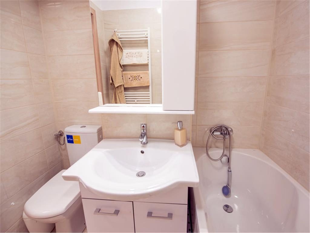 Apartament NOU 2 camere 39.60 MP, Bucium