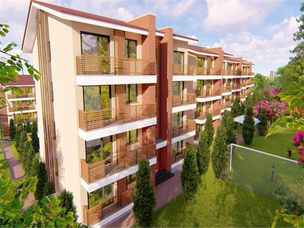 Apartament 3 camere, 109.35mp,Bucium,rate la dezvoltator