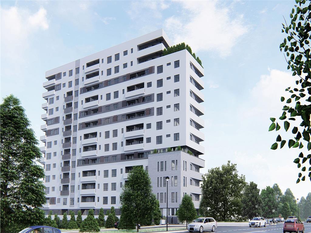 Apartament 3 camere, 66.41 mp,Metalurgiei, Rate la dezvoltator