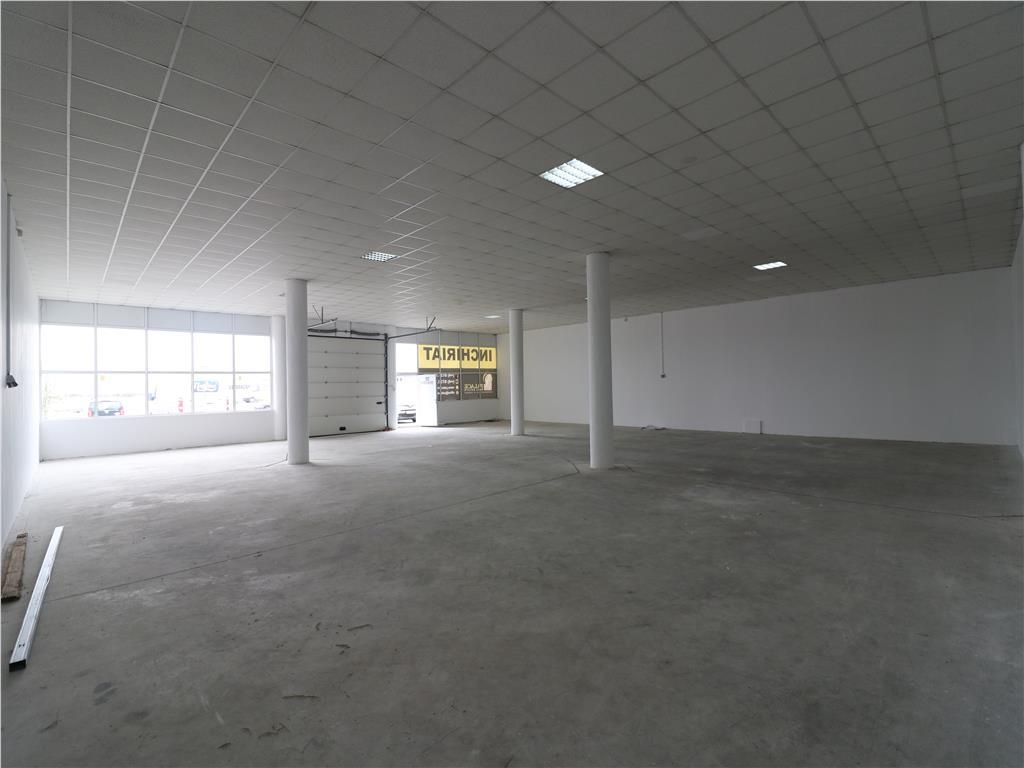 Inchiriere spatiu industrial/comercial 478 mp cu showroom in zona Metro