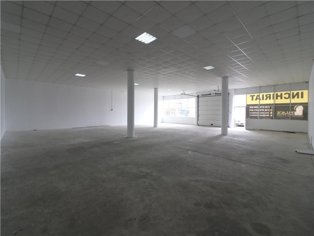 Inchiriere spatiu industrial/comercial 778 mp cu showroom in zona Metro