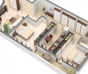 Comision 0% Apartament de vanzare, 3 camere, 70.11 mp, Valea Adanca