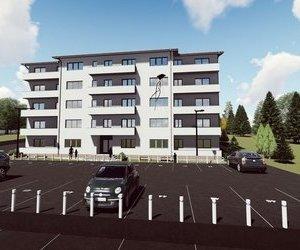 Comision 0% Apartament de vanzare 2 camere, 60.8 MP, Capat CUG