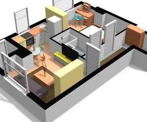 Apartament nou 2 camere, 41mp Nicolina