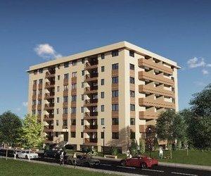 Apartament 2 camere de vanzare, 46 MP, bloc nou CopouSadoveanu