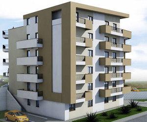 Apartament nou de vanzare, 3 camere, 80 MP - Pacurari
