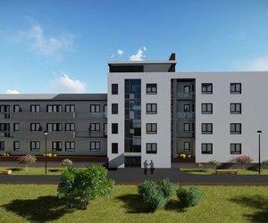 Apartament nou de vanzare, 2 camere, 55.52 mp - Capat Cug