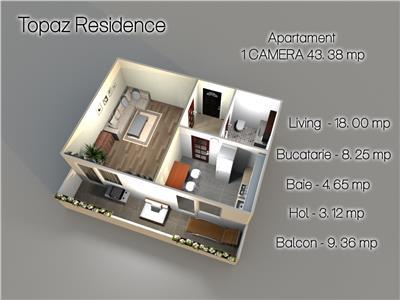 Topaz Residence Bucium