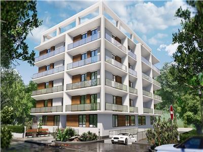 Apartament 2 cam decomandat 51.40 mp, bloc nou, Copou - Stadion