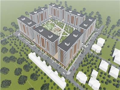 Complex Rezidential Copou  Ap 3 cam, 89.3 mp