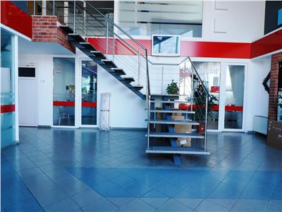 Inchiriere spatiu productie+ birouri 950 mp zona Selgros- Lidl Poitiers