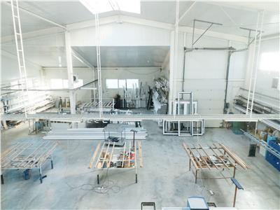 Inchiriere spatiu productie+ birouri 950 mp zona Selgros Lidl Poitiers