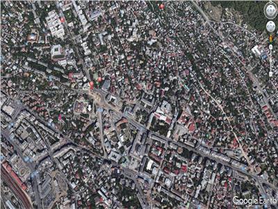 Vanzare teren ultracentral zona 0 - Biblioteca Centrala Mihai Eminescu