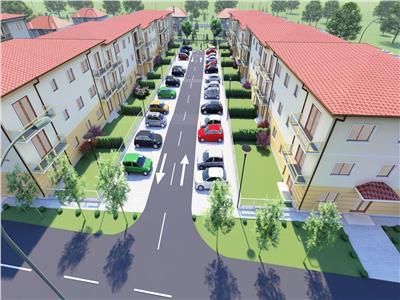 Apartament 2 camere, 38.5mp, loc de parcare inclus, Popas Pacurari