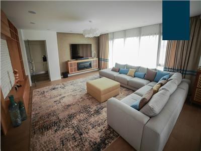 Penthouse deosebit, 4 camere, 432.85 mp, Tudor  Iulius Mall