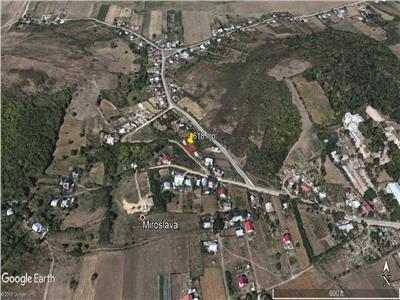 teren 618 mp, Miroslava, ideal pentru casa
