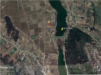 teren pentru constructie casa, 524 mp, Sorogari