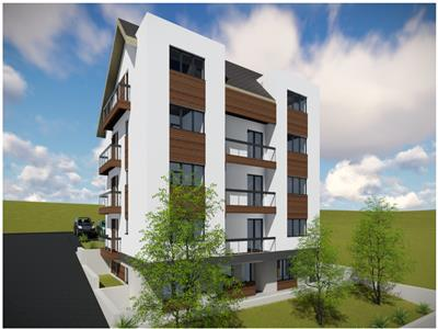 Comision 0%, apartament 2 camere 58 MP, bloc nou Pacurari - Rond Proges