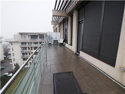 Mini Penthouse  2 camere, complet mobilat si utilat, Copou  Exclusive Residence