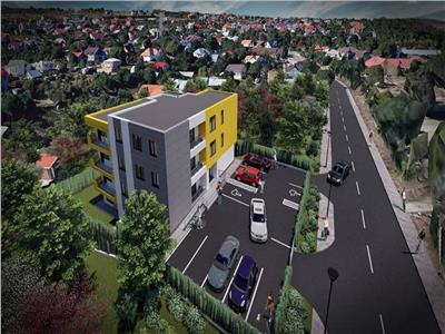 Bloc nou, apartament 2 camere decomandat la 2 minute de belvedere,  ratp la 100 m.