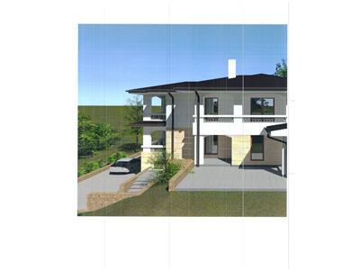 Teren cu AC si proiect casa, 770 mp, Sorogari  Vedere spre lac