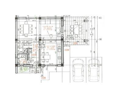 Casa tip duplex in Valea Lupului, P+1, pe cadre 300 mp teren