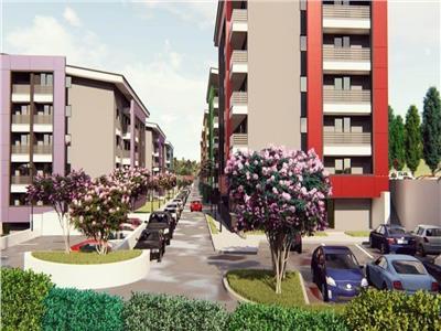 Direct Dezvoltator! Apartament 1 camera, 44.50 mp, Bloc Nou Pacurari