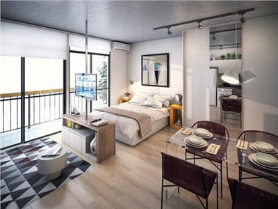 Apartament 1 camera, 44.50 mp, Bloc Nou, Pacurari, parcare si boxa incluse