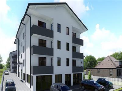 Apartament nou de vanzare, 1 camera ,35 MP, Pacurari - Rond Era