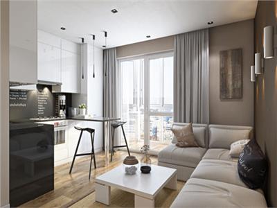 Apartament nou de vanzare, 2 camere ,40 MP, Pacurari  Rond Era