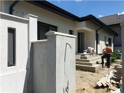 Vila deosebita, 3 camere, 130.2 mp  Tatarasi - zona de case