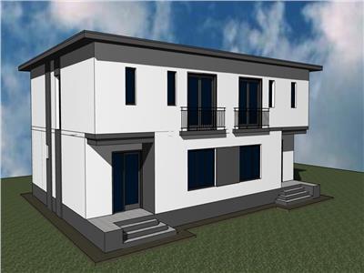 Casa tip duplex P+E, 4 camere - 143 mp, Copou - Al. Sadoveanu