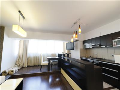 Ap 3 camere, mobilat si utilat modern, Centru - Hala Centrala