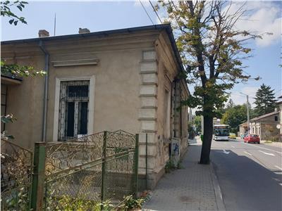 Casa istorica, 180 mp, 350 mp  teren, Pacurari - Gradinita FEG