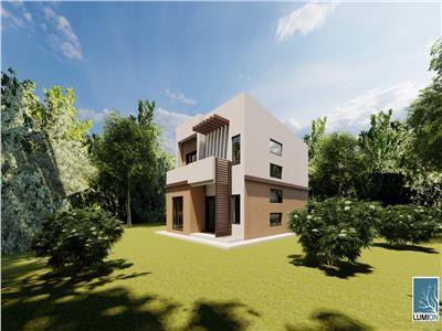 Mutare in primavara! Casa single moderna P+E, 120mp, Breazu