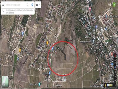 Teren 5.000 mp, intravilan Visani, pentru dezvoltare imobiliara