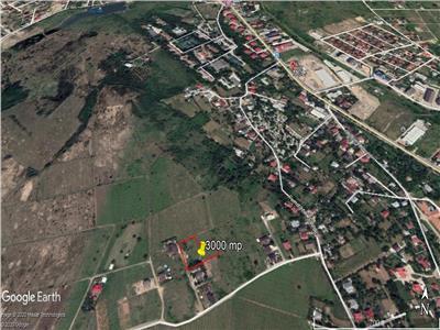 teren, 1000 mp, pentru constructie casa in  Iasi- zona  Bucium