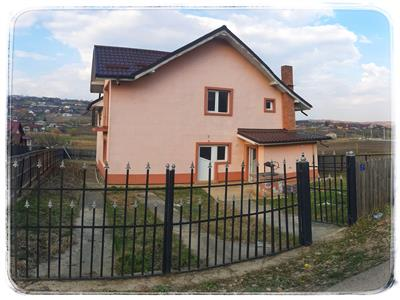 Casa Individuala Tomesti - Chicerea P+1M, 160 mp + 500 mp teren