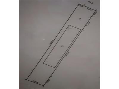 Spatiu comercial/productie Sos. Iasi Tomesti, P+1E+M, 462 mp + 600 mp teren