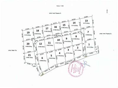 teren pentru constructie casa in  B�rnova - Pietrarie