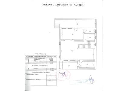 Vila P+1E+Pod 4 camere, 173 mp util, 1.000 mp teren, Horpaz