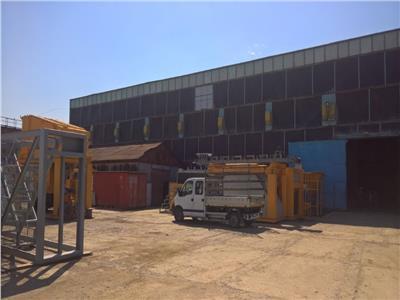 Vanzare spatiu industrial 4000 mp Zona Industriala- Iasi