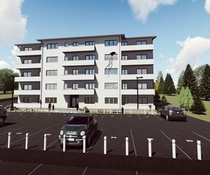 Comision 0% Apartament de vanzare 2 camere, 60.7 MP, Capat CUG