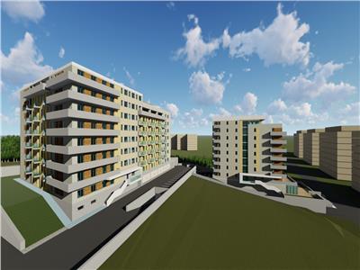 Teren 5500 mp si Proiect rezidential, in Tatarasi Green Park