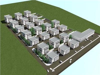 Teren + Proiect Rezidential 30.000 mp, zona Moara de Vant
